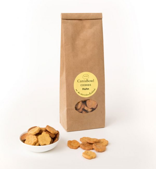 Cookies Huhn